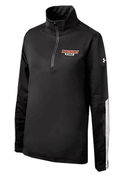 Discount Tire Women's Under Armour® 1/4 Zip Pullover Thumbnail