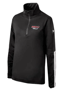 America's Tire Women's Under Armour® 1/4 Zip Pullover Thumbnail