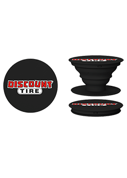 Discount Tire PopSocket Thumbnail