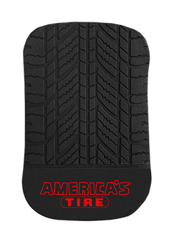 America's Tire Tread Sticky Pad Thumbnail