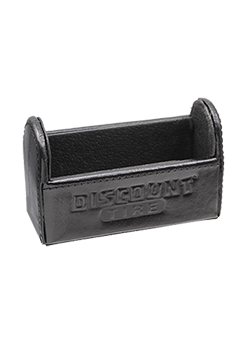 Discount Tire Desktop Card Holder Thumbnail