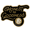Ezra Brooks Honest To Goodness Sticker Thumbnail