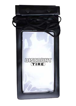 Discount Tire Waterproof Cell Phone Holder Thumbnail