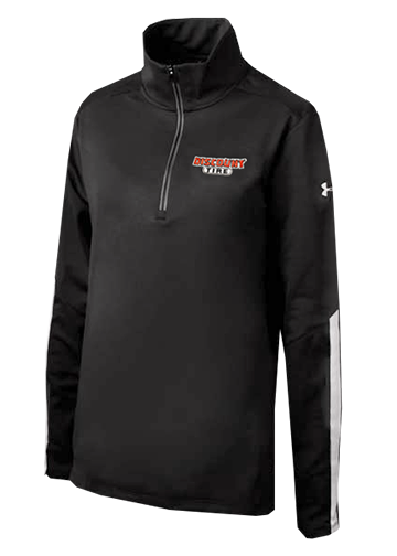 Discount Tire Women's Under Armour® 1/4 Zip Pullover Image