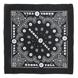 Rebel Yell Bandana Image