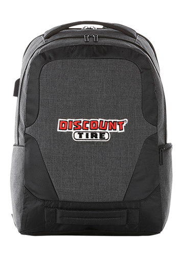 Discount Tire Computer Backpack Image