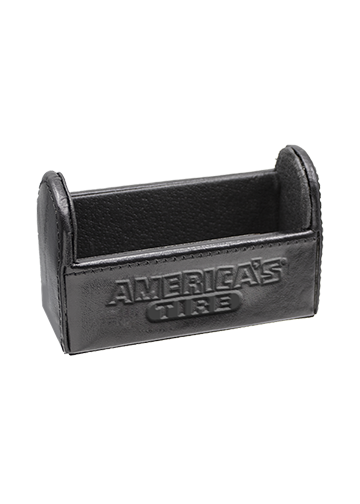 America's Tire Desktop Card Holder Image