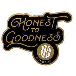 Ezra Brooks Honest To Goodness Sticker
