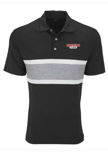 Discount Tire Banner Polo Image