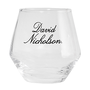 David Nicholson Whiskey Glass