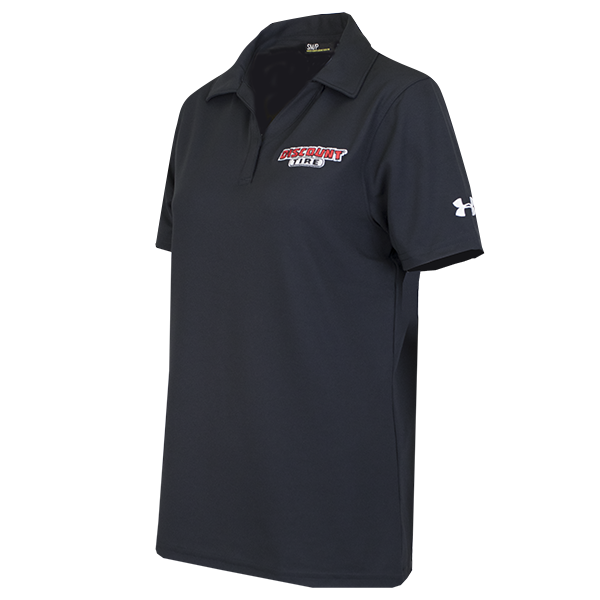 Discount Tire Women's Under Armour® Polo Image