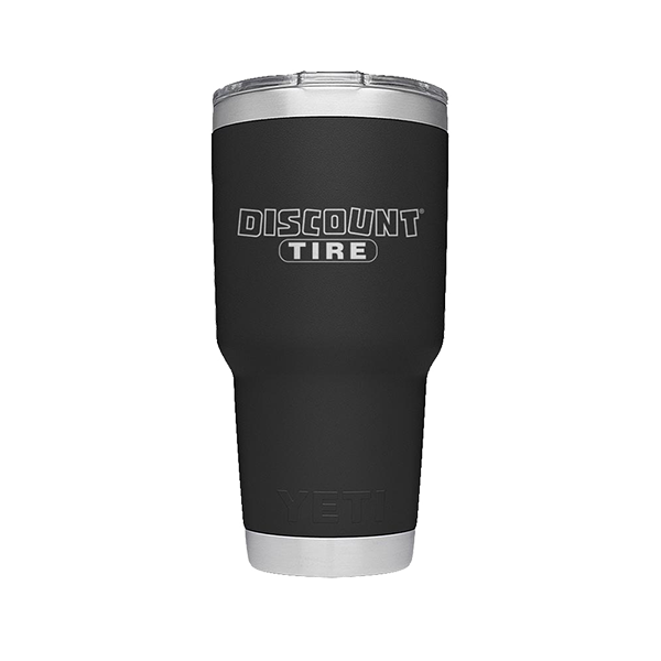 Product Detail - Discount Tire YETI® 30oz Tumbler